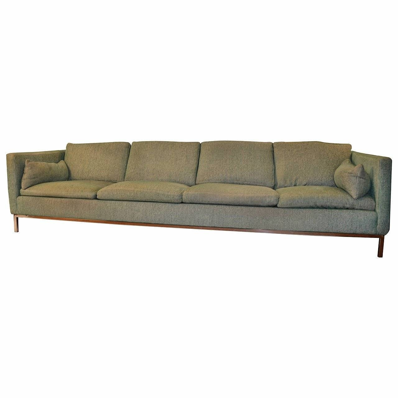 Florence Knoll Style Sofasteelcase At 1stdibs For Florence Knoll Style Sofas (View 17 of 25)