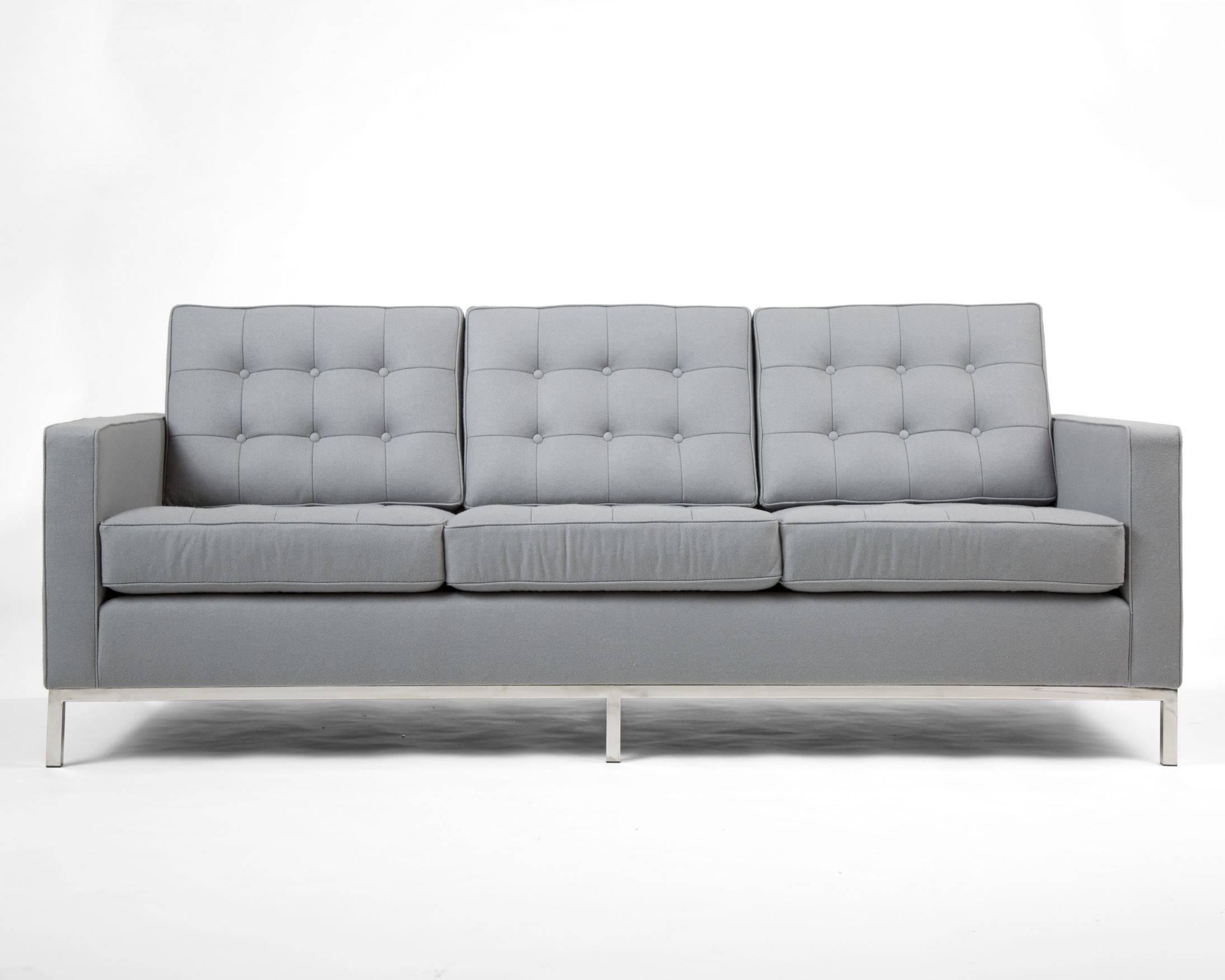 Florence Sofa | Reproduction | Mid Century Modern regarding Florence Large Sofas (Image 10 of 30)