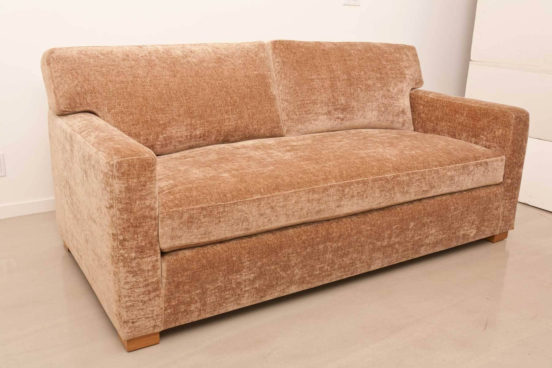 Foam Couch Cushions | Cushions Decoration pertaining to One Cushion Sofas (Image 6 of 30)