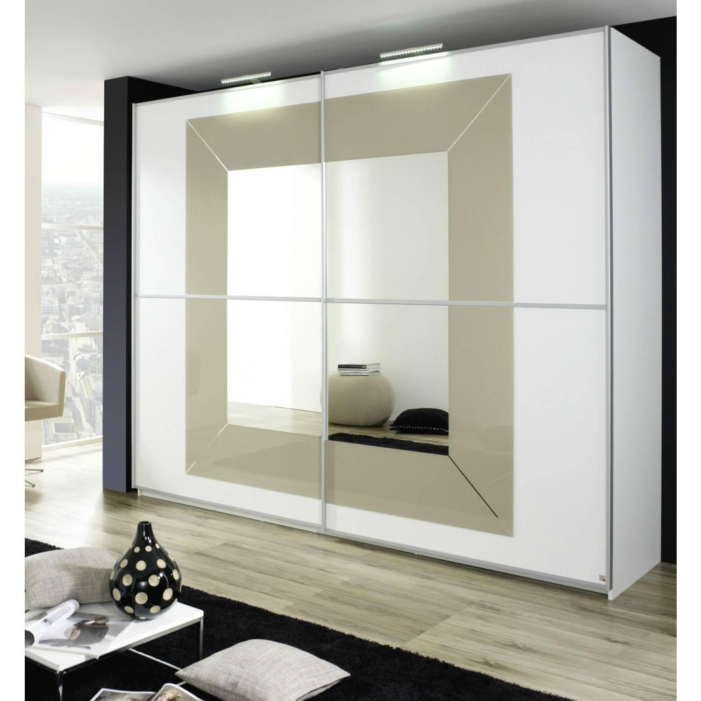 Focus Dialog Rauch Sliding Wardrobe (225Cm) - Wardrobes - Bedrooms regarding Rauch Sliding Wardrobes (Image 4 of 15)
