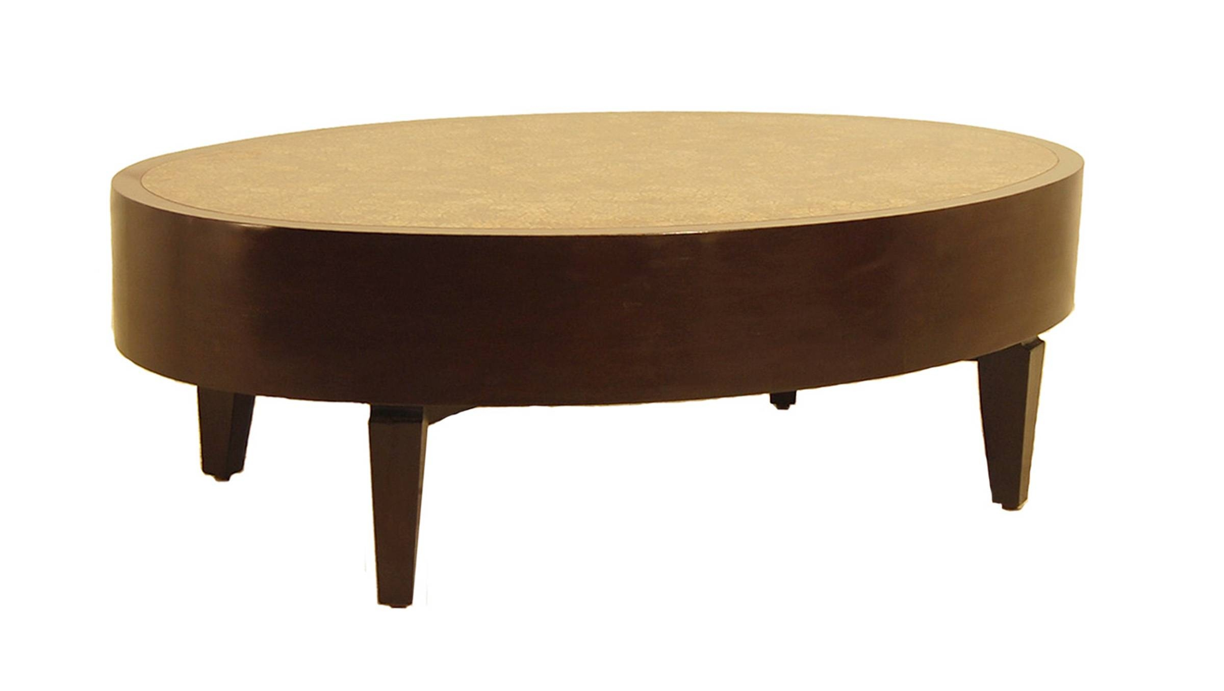 Fong Brothers Co. | Coffee Tables regarding Oval Wood Coffee Tables (Image 11 of 30)