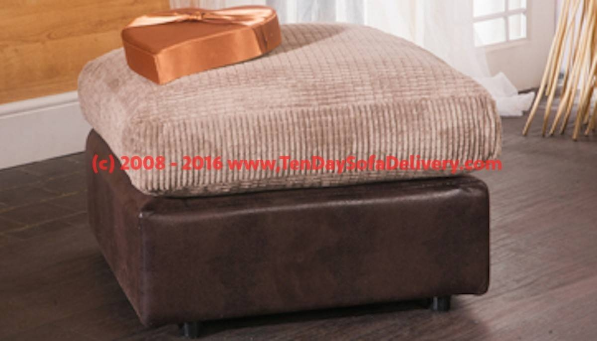 Footstools And Pouffees | Ten Day Sofa Delivery throughout Footstools And Pouffes (Image 8 of 30)