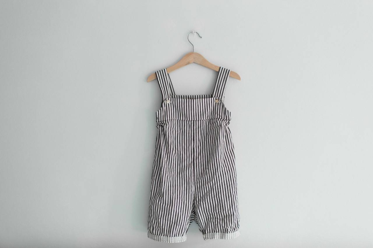 For Kids} Simple Childrenswear, Coco & Wolf regarding Childrens Wardrobes White (Image 10 of 15)
