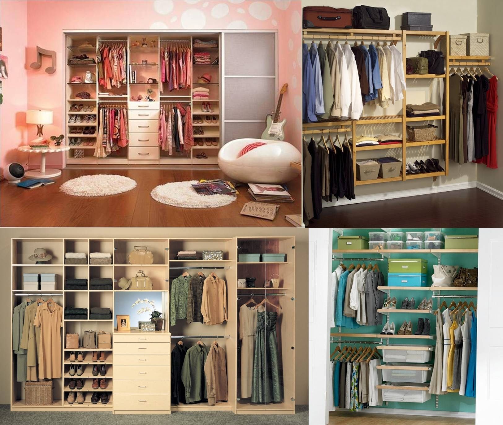 Four Tips For Choosing The Perfect Wardrobe For Your Bedroom - Ezihom regarding Bedroom Wardrobe Storages (Image 20 of 30)