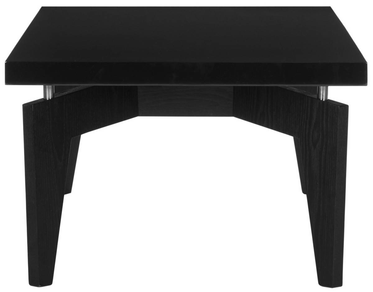 Fox4223C Coffee Tables - Furnituresafavieh intended for Grey Wash Wood Coffee Tables (Image 16 of 30)