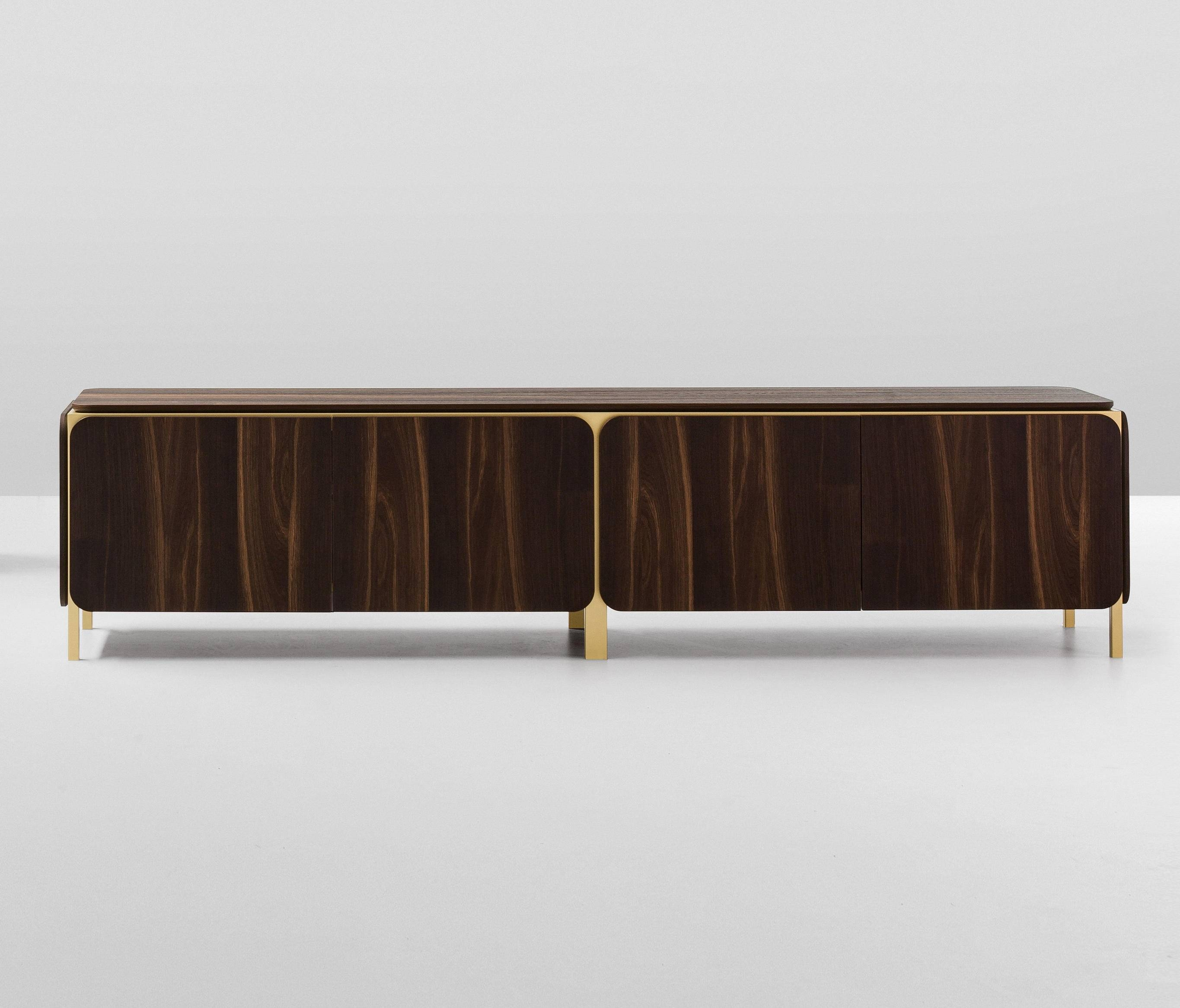 Frame Low - Sideboards From Bonaldo | Architonic regarding Low Sideboards (Image 6 of 30)