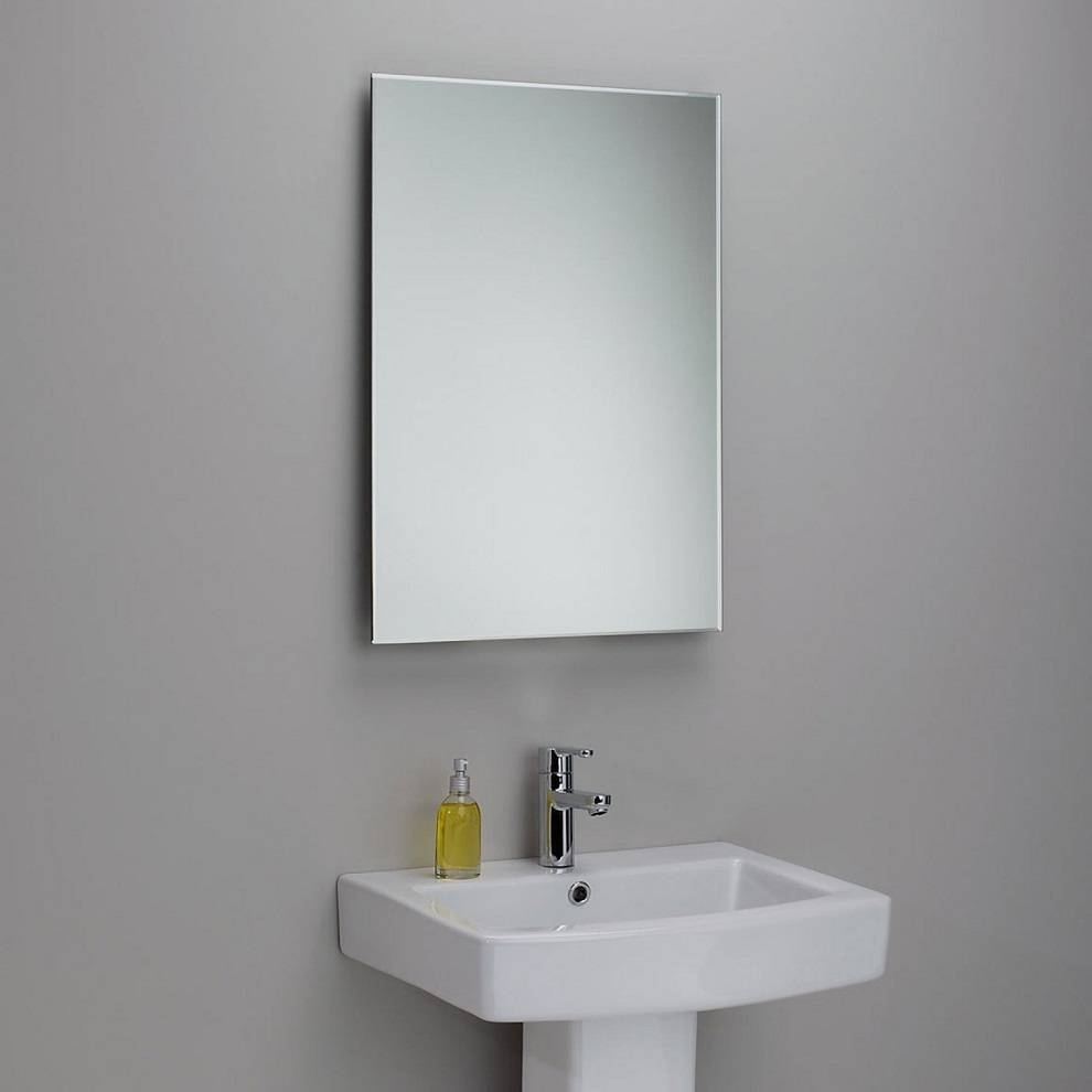 Frameless Full Length Mirror 27 Outstanding For Gardner Glass pertaining to Full Length Frameless Mirrors (Image 5 of 25)