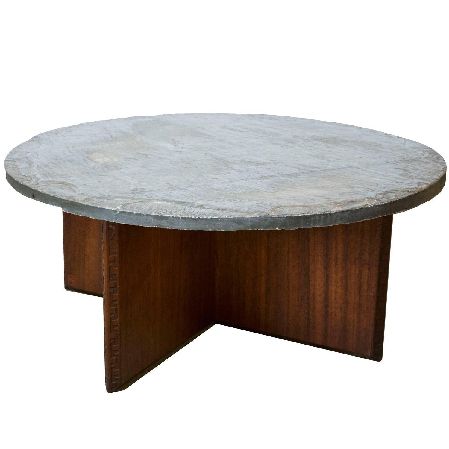 Frank Lloyd Wright For Henredon For Heritage Coffee Table With inside Heritage Coffee Tables (Image 16 of 30)