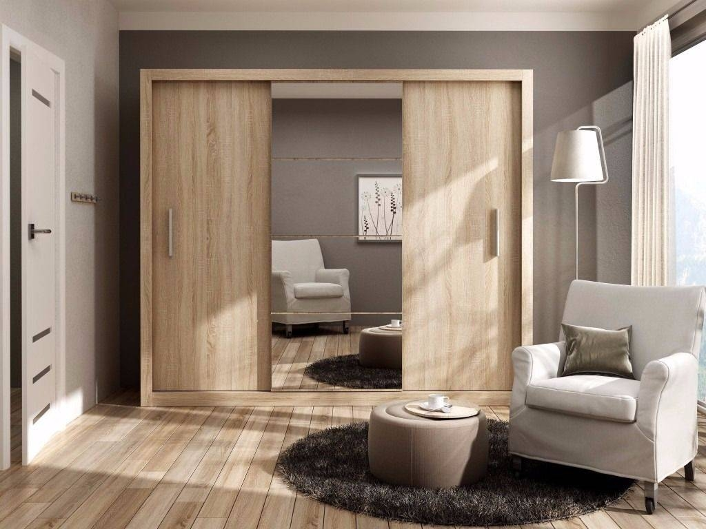 Free Delivery** Brand New 2 Or 3 Door Luxury Sliding Wardrobes inside Mirror Wardrobes (Image 4 of 15)