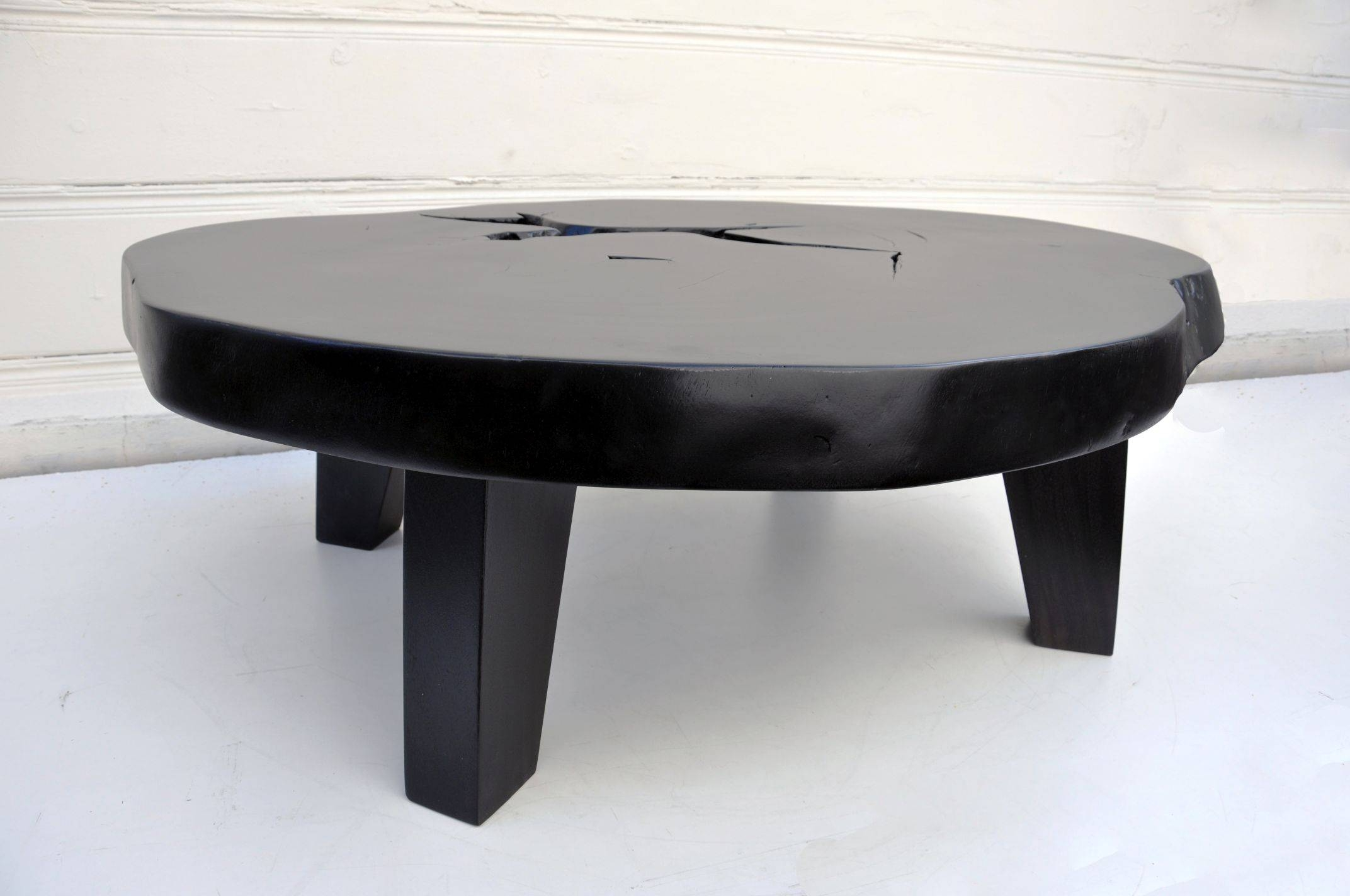 Free Form Albezia Wood Coffee Table - Mecox Gardens pertaining to Free Form Coffee Tables (Image 8 of 30)