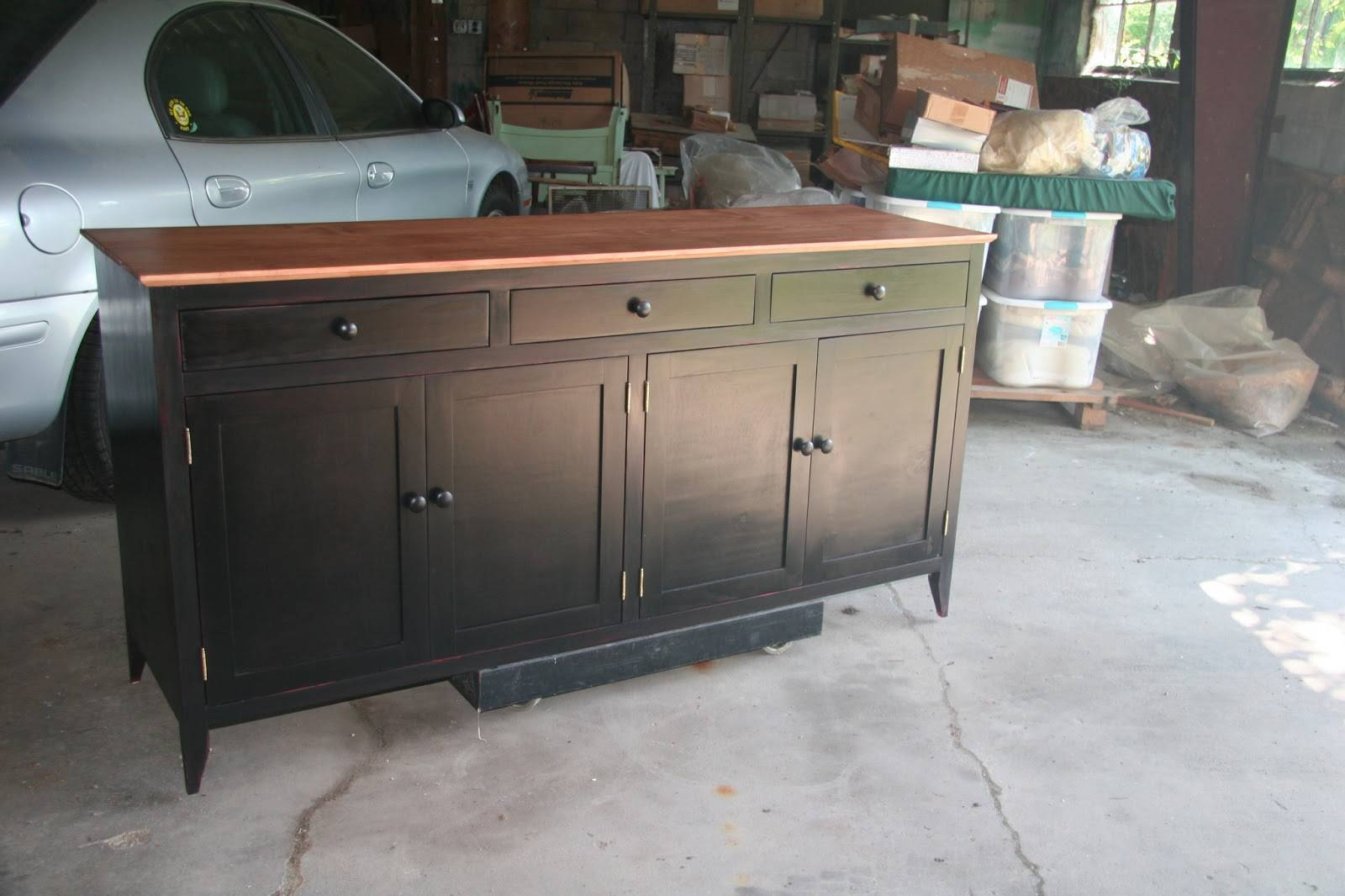 Featured Photo of Free Standing Kitchen Sideboards