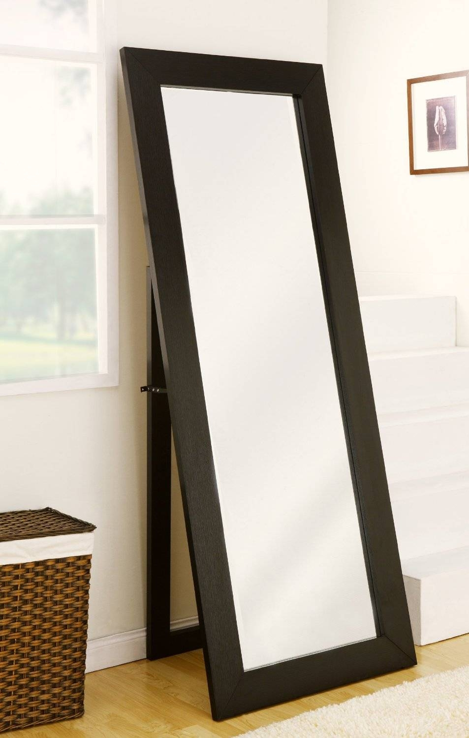 Free Standing Mirror Full Length 2 Fascinating Ideas On Mirror A Pertaining To Long Free Standing Mirrors (View 10 of 25)