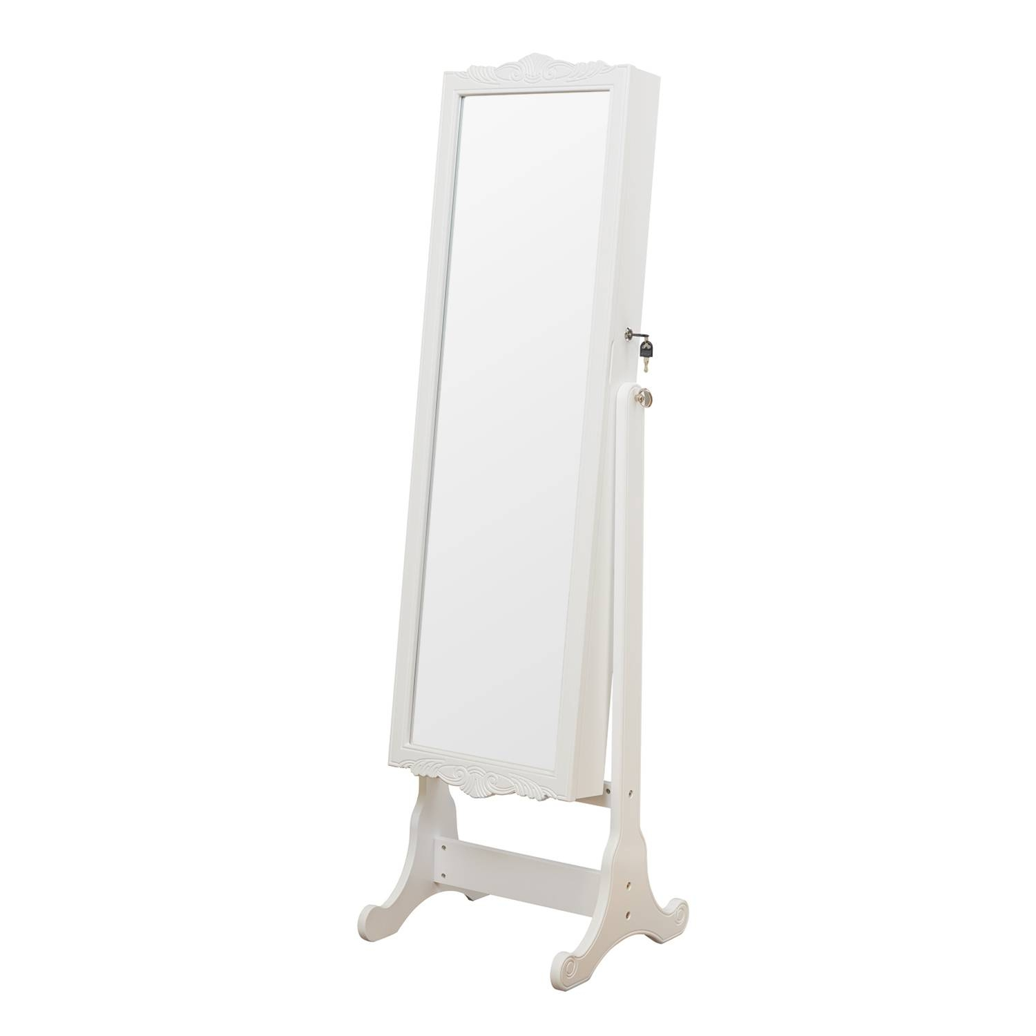 Free Standing Mirror Full Length 61 Cute Interior And Free for Free Standing Mirrors (Image 10 of 25)