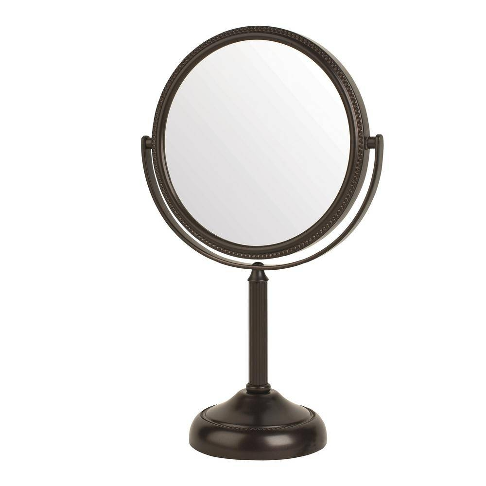 Free-Standing Mirrors - Bathroom Mirrors - The Home Depot pertaining to Buy Free Standing Mirrors (Image 13 of 25)