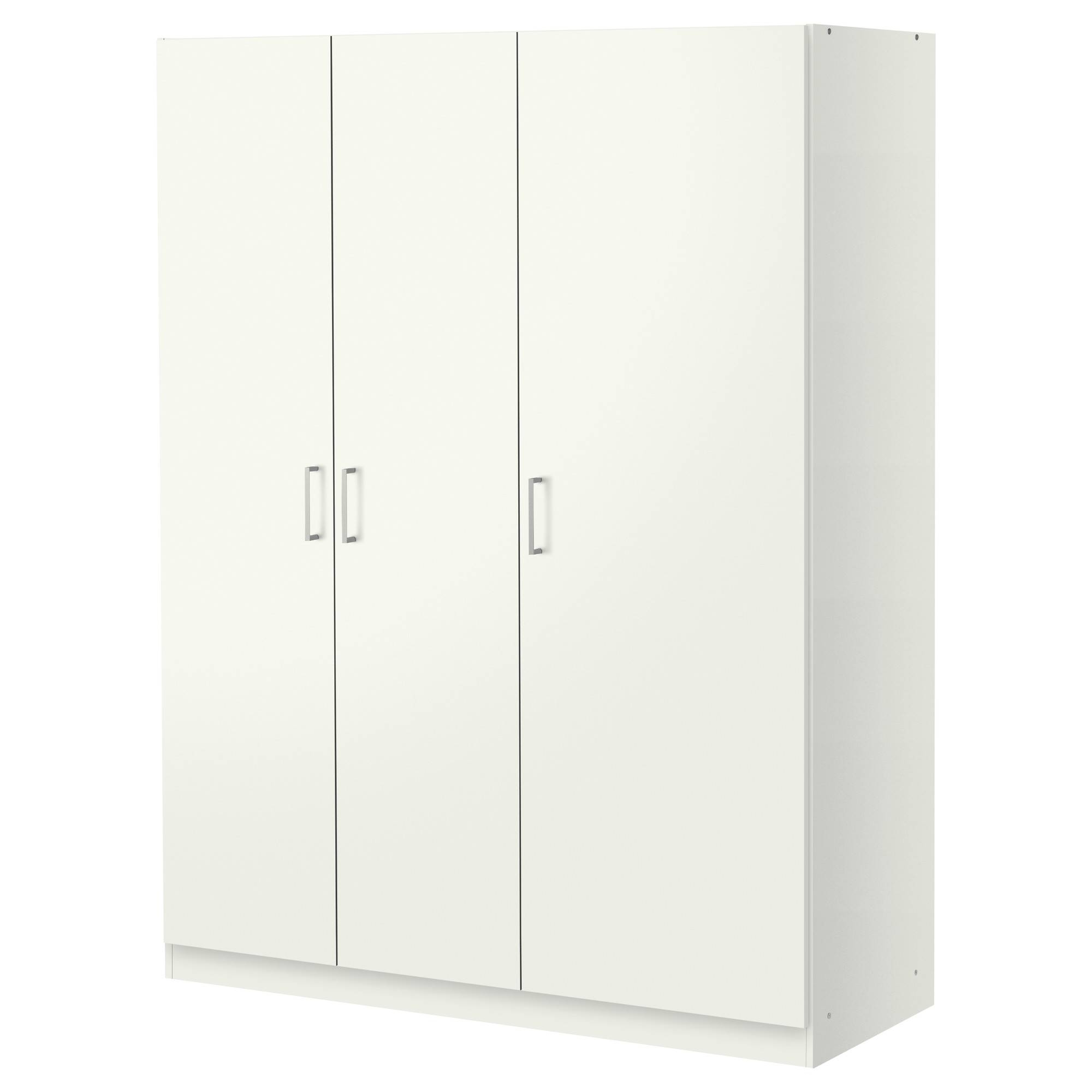 Free Standing Wardrobes | Ikea within Dark Wood Wardrobes Ikea (Image 12 of 30)