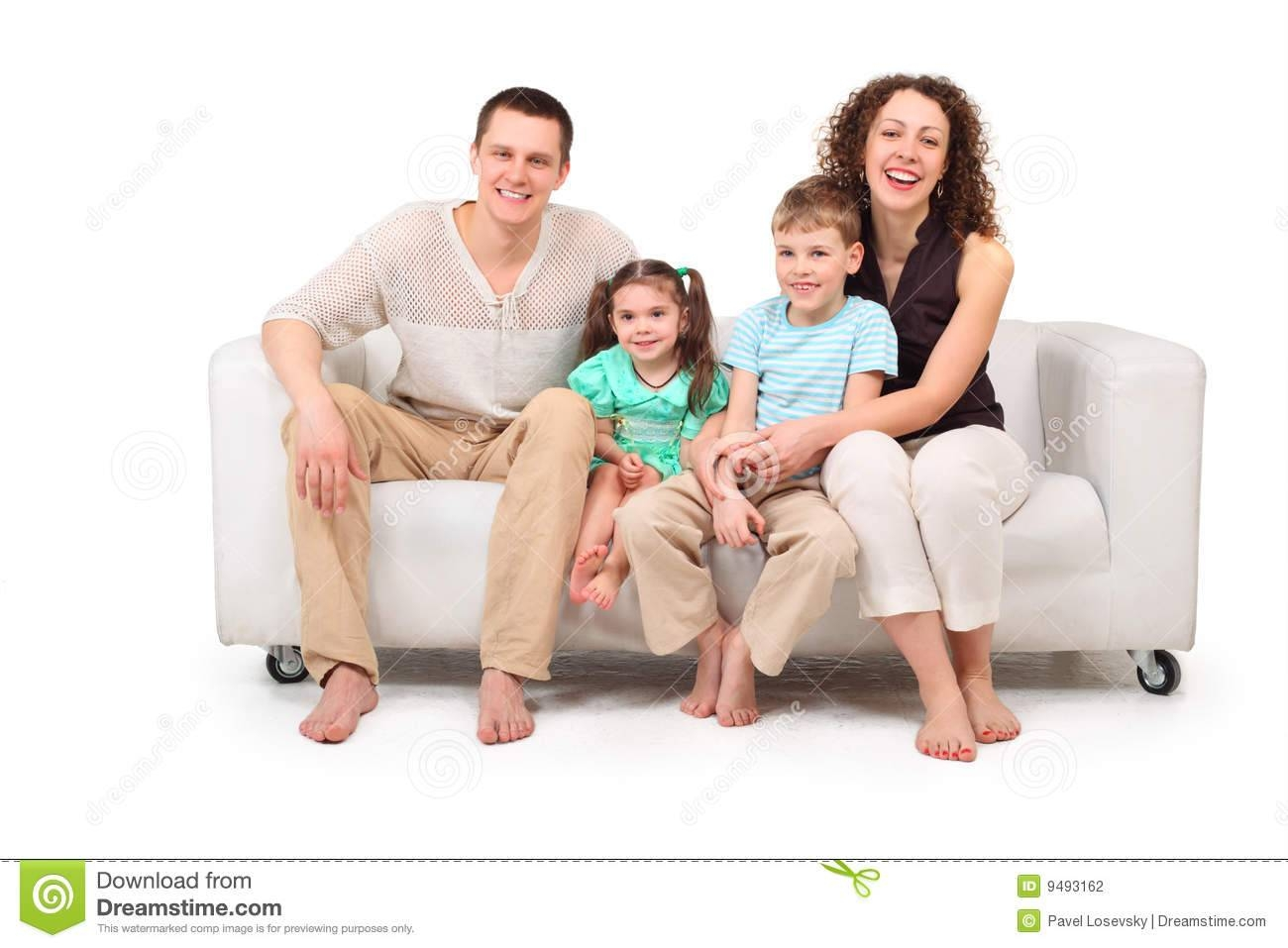 Featured Photo of Family Sofa