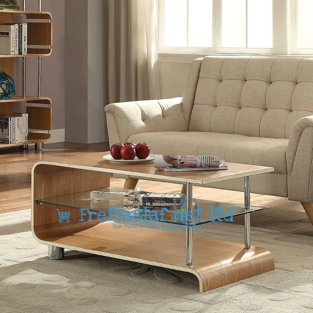 Freitaslaf Net Ltd – Valencia Curve Coffee Table With Regard To Curve Coffee Tables (View 9 of 30)
