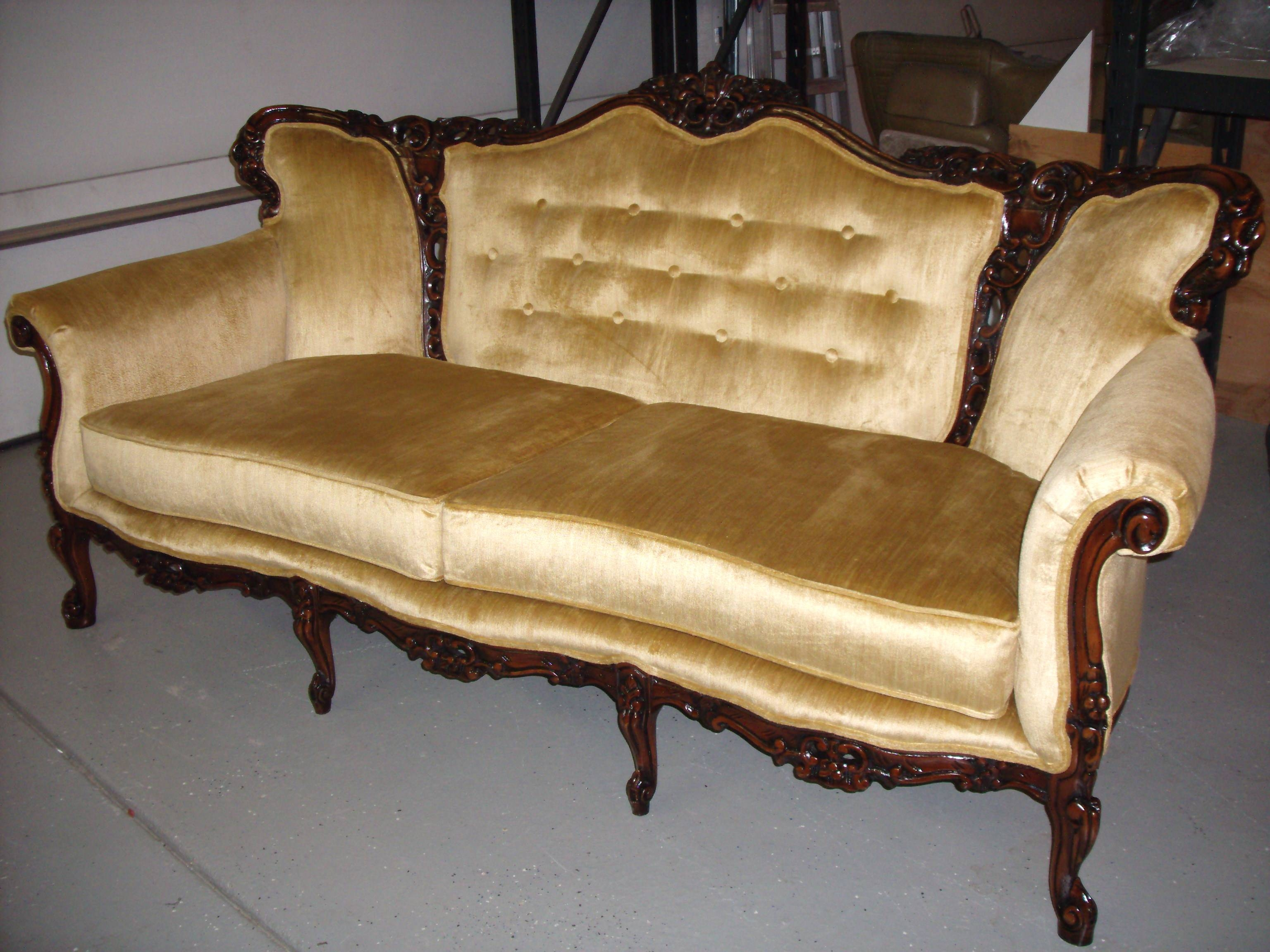 French Antique Furniture Glorious Antiques Pinterest Vintage Sofa in Vintage Sofa Styles (Image 9 of 30)