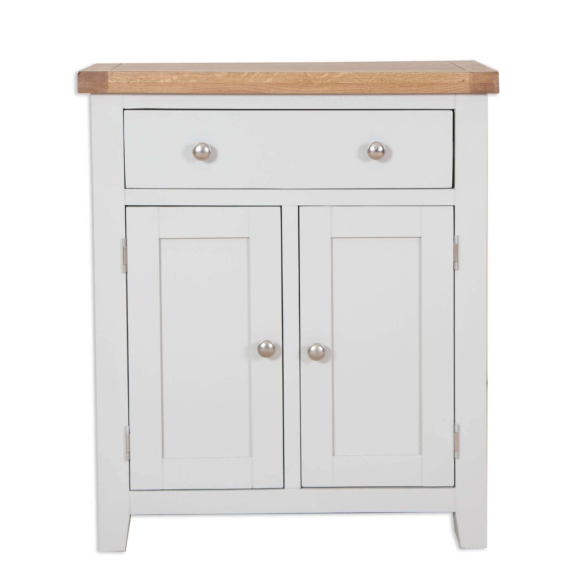 French Grey Hall Cabinet - Cambridge Home & Garden within Hall Sideboards (Image 14 of 30)