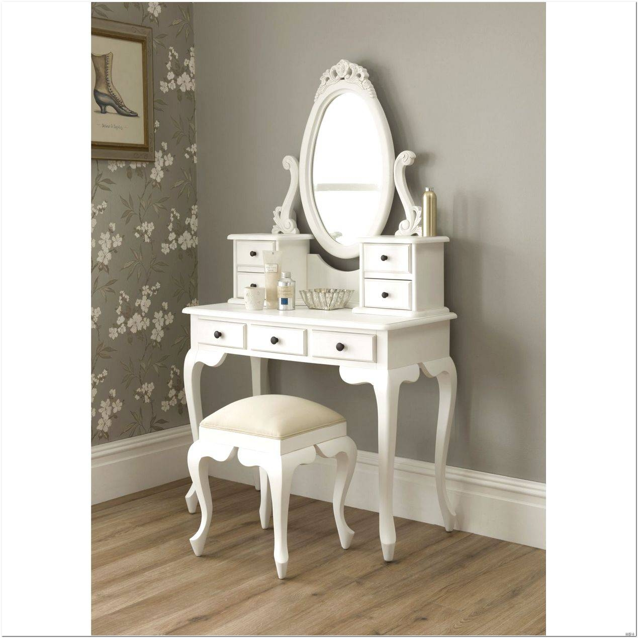 French Style Dressing Table Mirror Design Ideas - Interior Design throughout French Style Dressing Table Mirrors (Image 13 of 25)