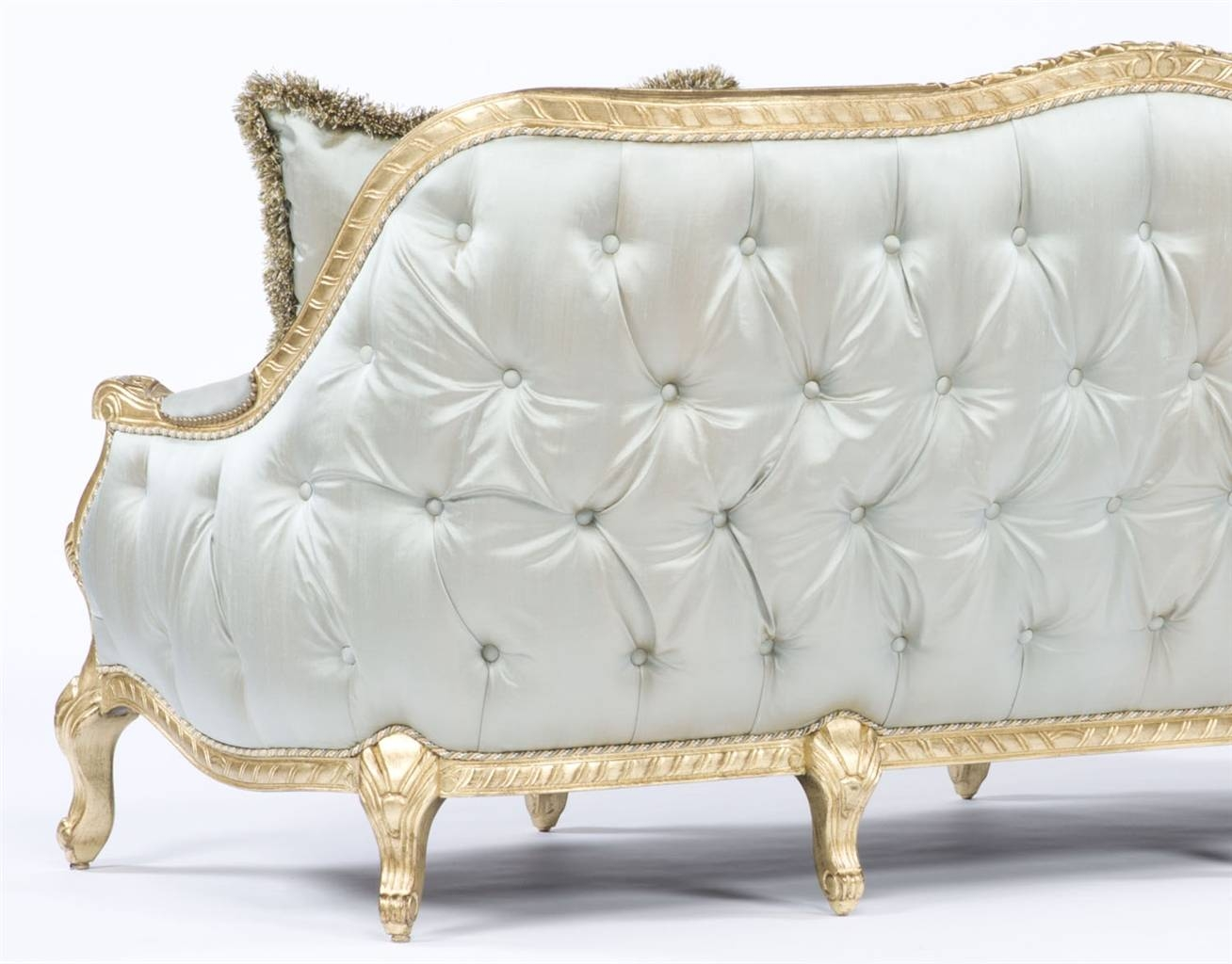 French Style Sofa. Tufted Luxury Furniture. 301 with French Style Sofa (Image 12 of 25)