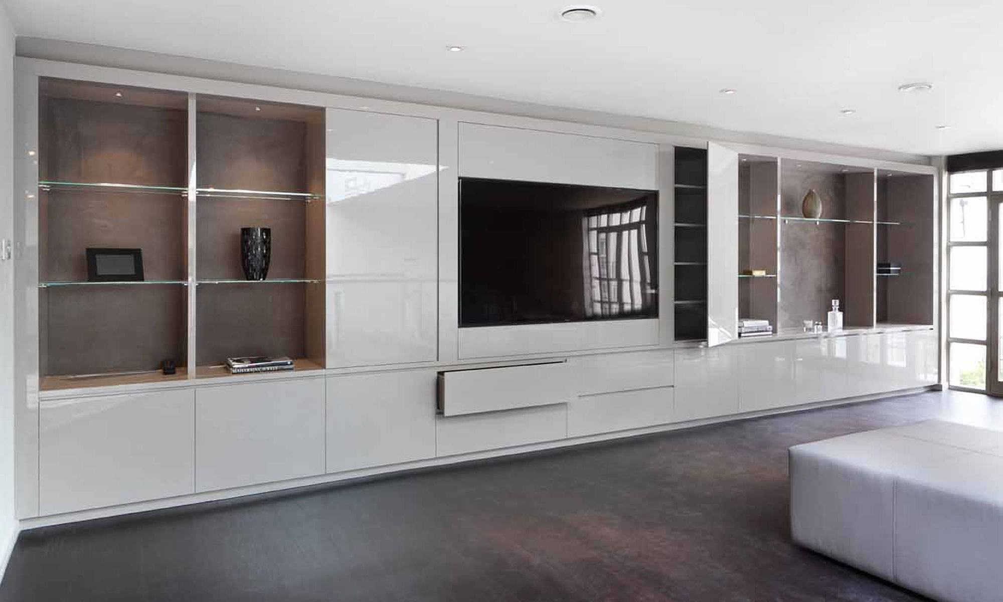 From Clutter To Calm - Bespoke Furniture Designer throughout Built in Wardrobes With Tv Space (Image 23 of 30)