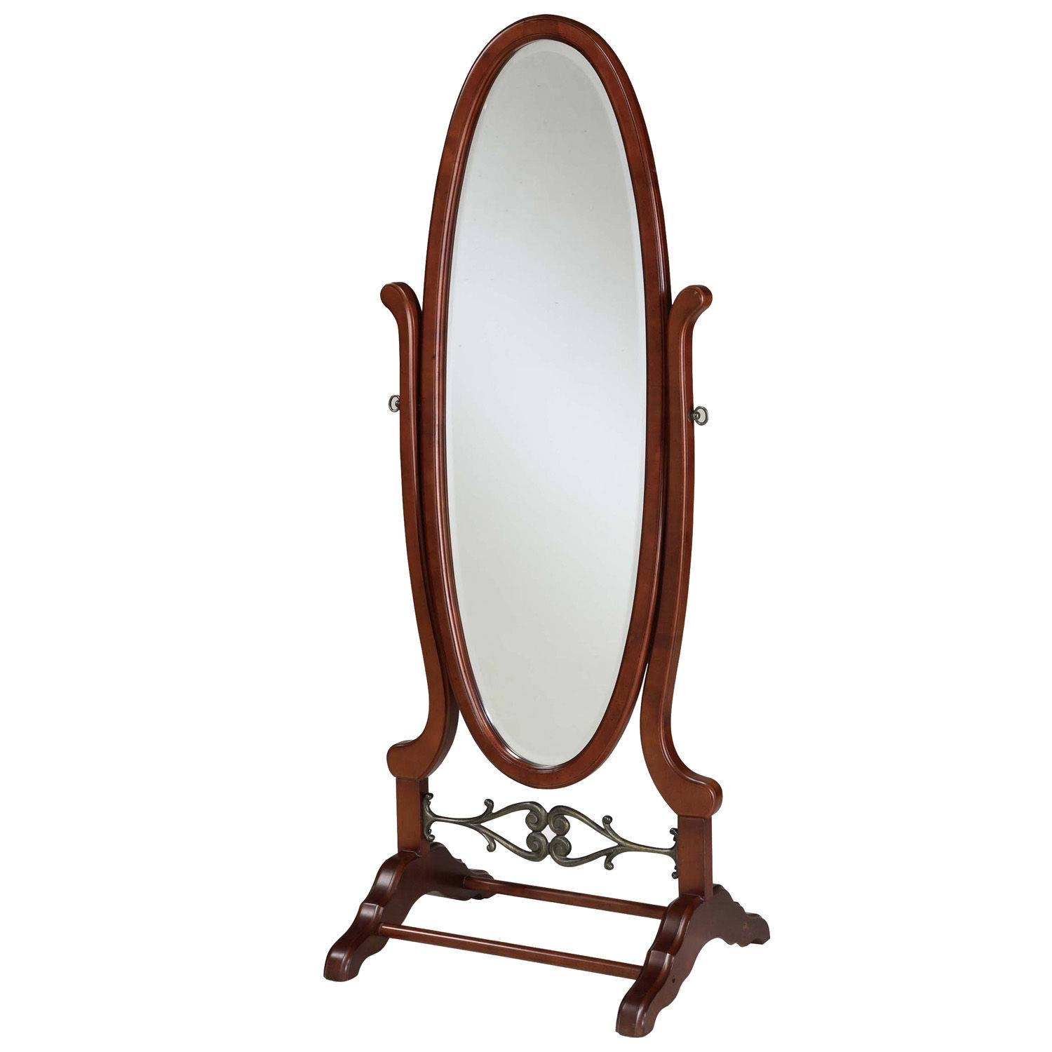 Full Length Cheval Mirror | Inovodecor inside Full Length Cheval Mirrors (Image 18 of 25)