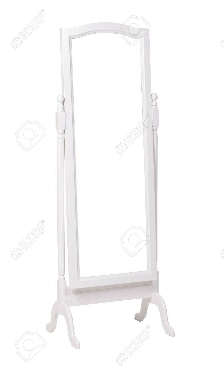 Full Length Dressing Mirror On Stand Folding Free-Standing Mirror with Free Standing Dressing Mirrors (Image 13 of 25)