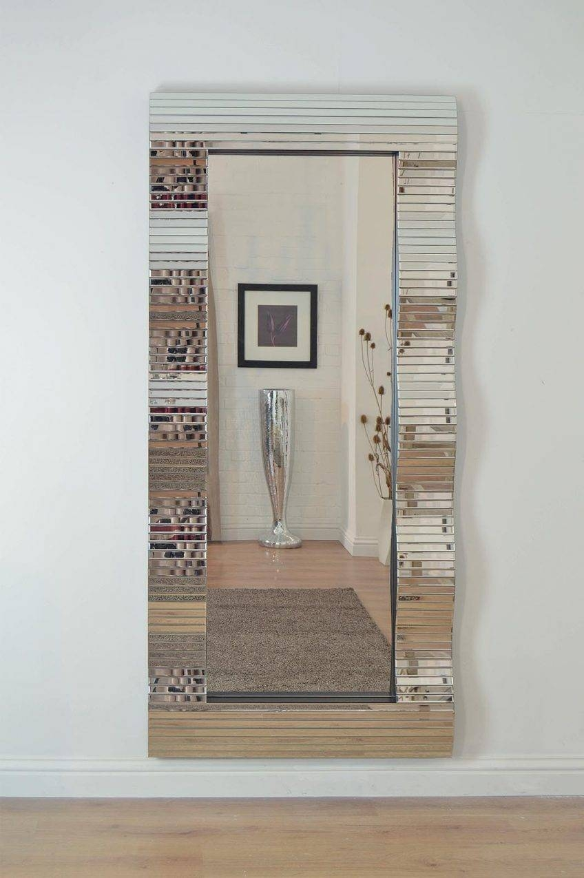 Full Length Frameless Mirror 150 Nice Decorating With Style inside Full Length Frameless Mirrors (Image 8 of 25)