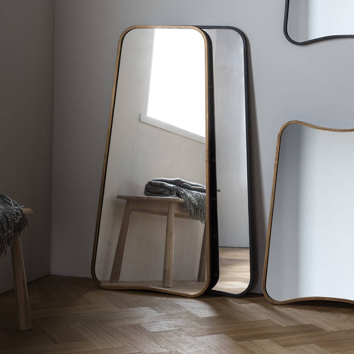 Full Length Mirrors Exclusive Mirrors, Lovable Long Gold Arched Intended For Long Gold Mirrors (View 14 of 25)