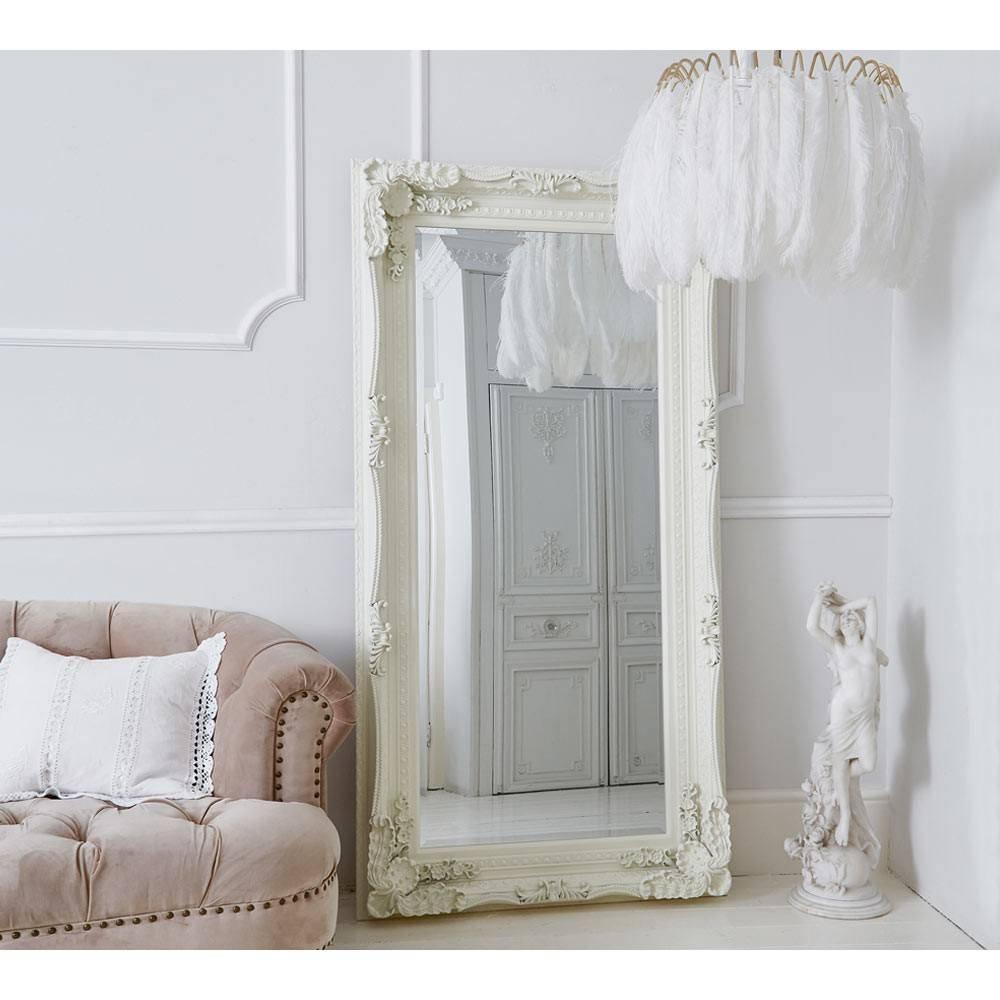 Full Length Mirrors | French Bedroom Company inside French Full Length Mirrors (Image 16 of 25)