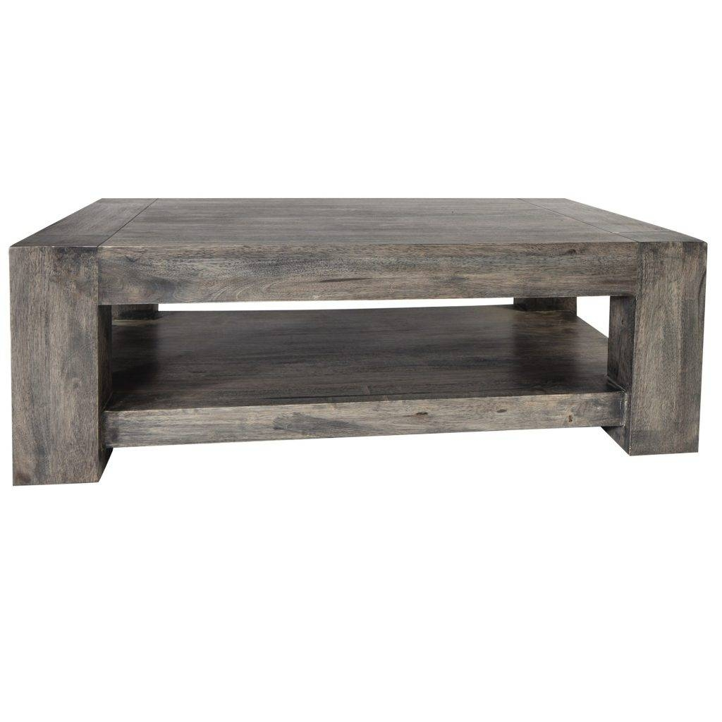 Furinno Coffee Table intended for Gray Wood Coffee Tables (Image 17 of 30)