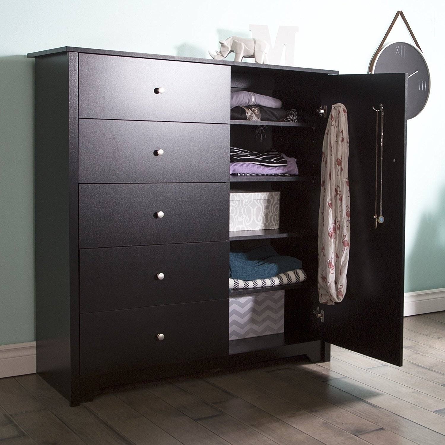 Furniture: 12 Inch Deep Dresser With Tall Dresser Chest And Ikea with 12 Inch Deep Sideboards (Image 11 of 30)