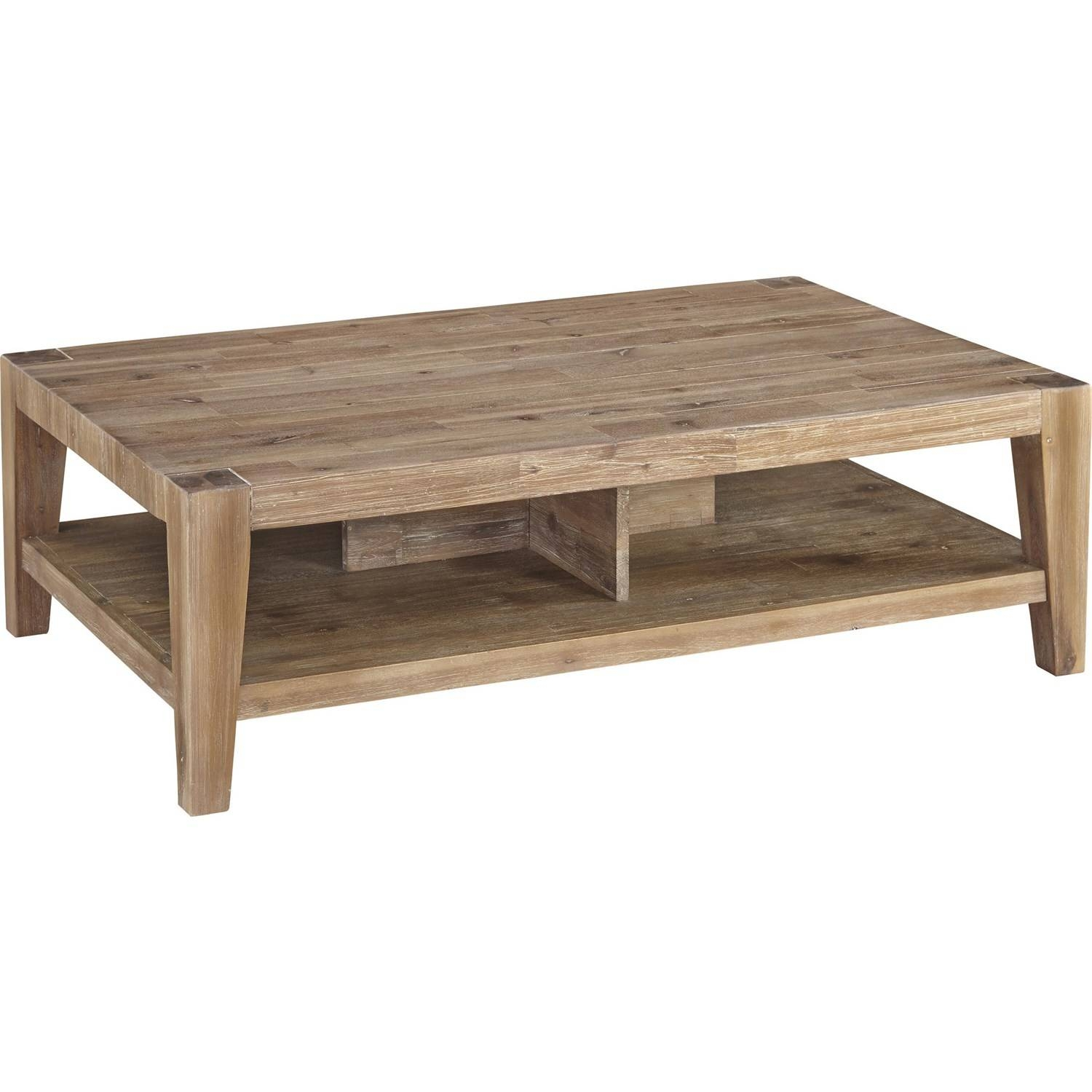 Furniture: Add Classic Style To Your Home With Weathered Coffee Within Low Industrial Coffee Tables (View 11 of 30)