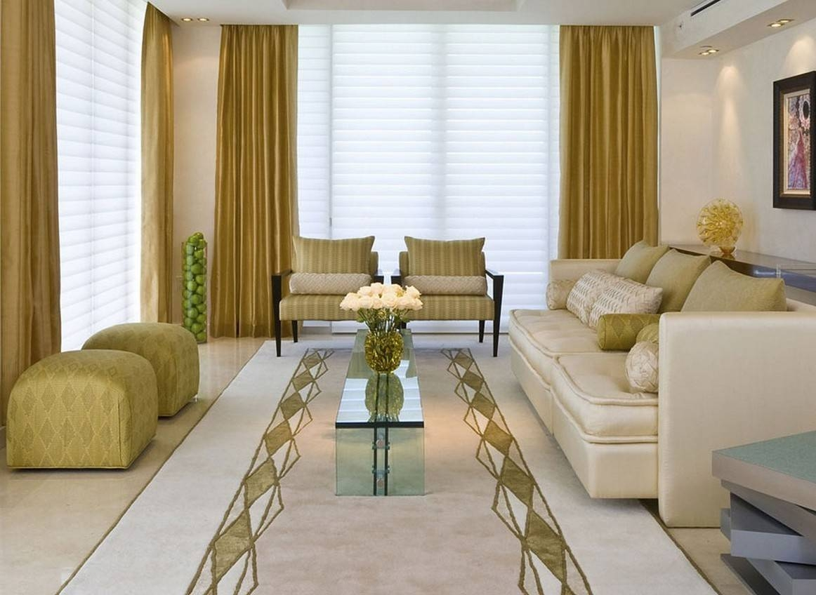 Furniture: Amazing Living Room With Narrow Coffee Table And intended for Narrow Armchairs (Image 13 of 30)