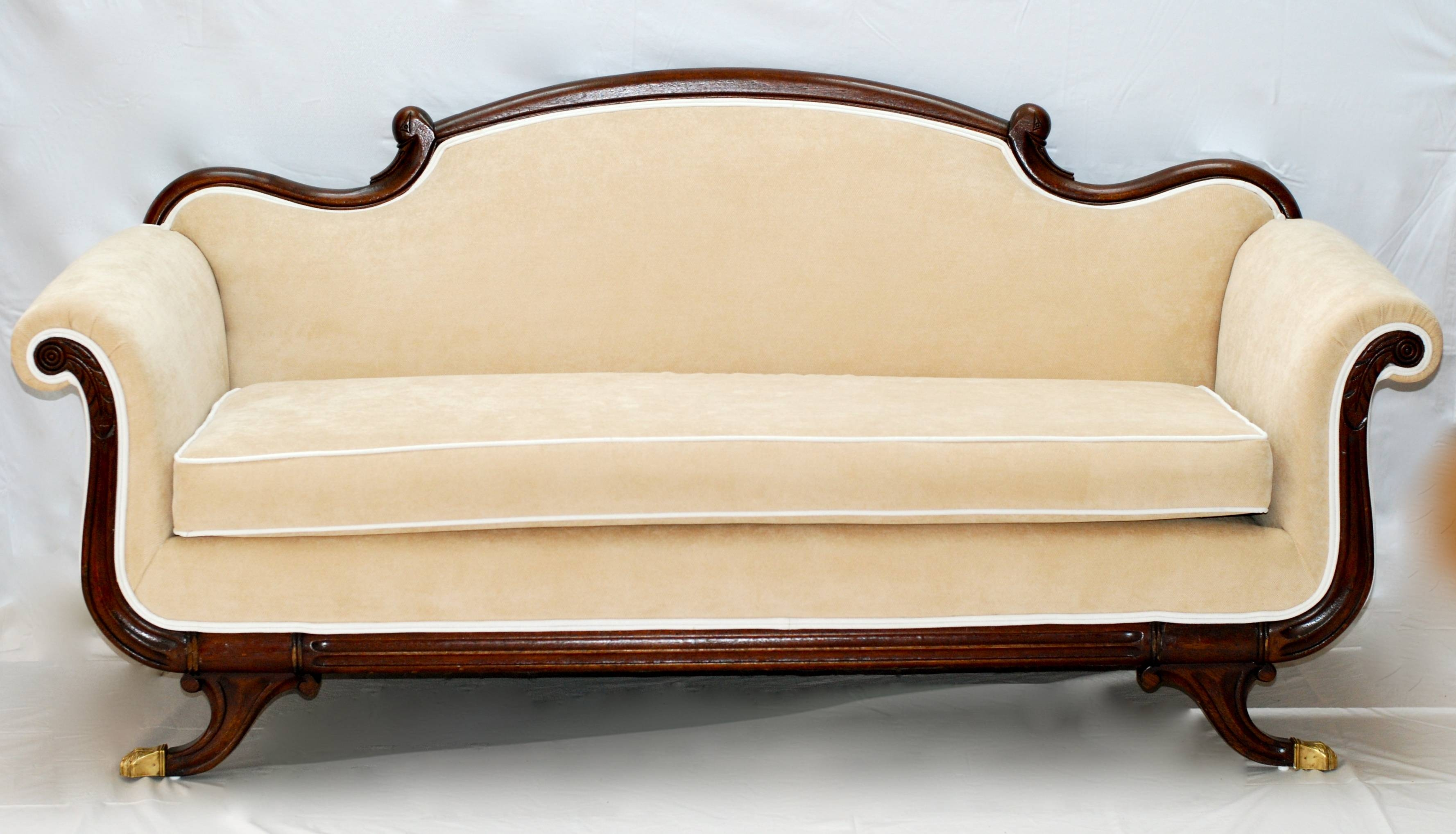 Furniture: Antique And Classic Furniture Styleduncan Phyfe in Antique Sofa Chairs (Image 15 of 30)