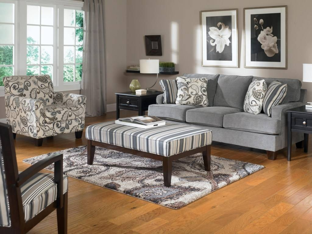 Furniture: Ashley Furniture Ottoman For Modern Living Room throughout Animal Print Ottoman Coffee Tables (Image 13 of 30)