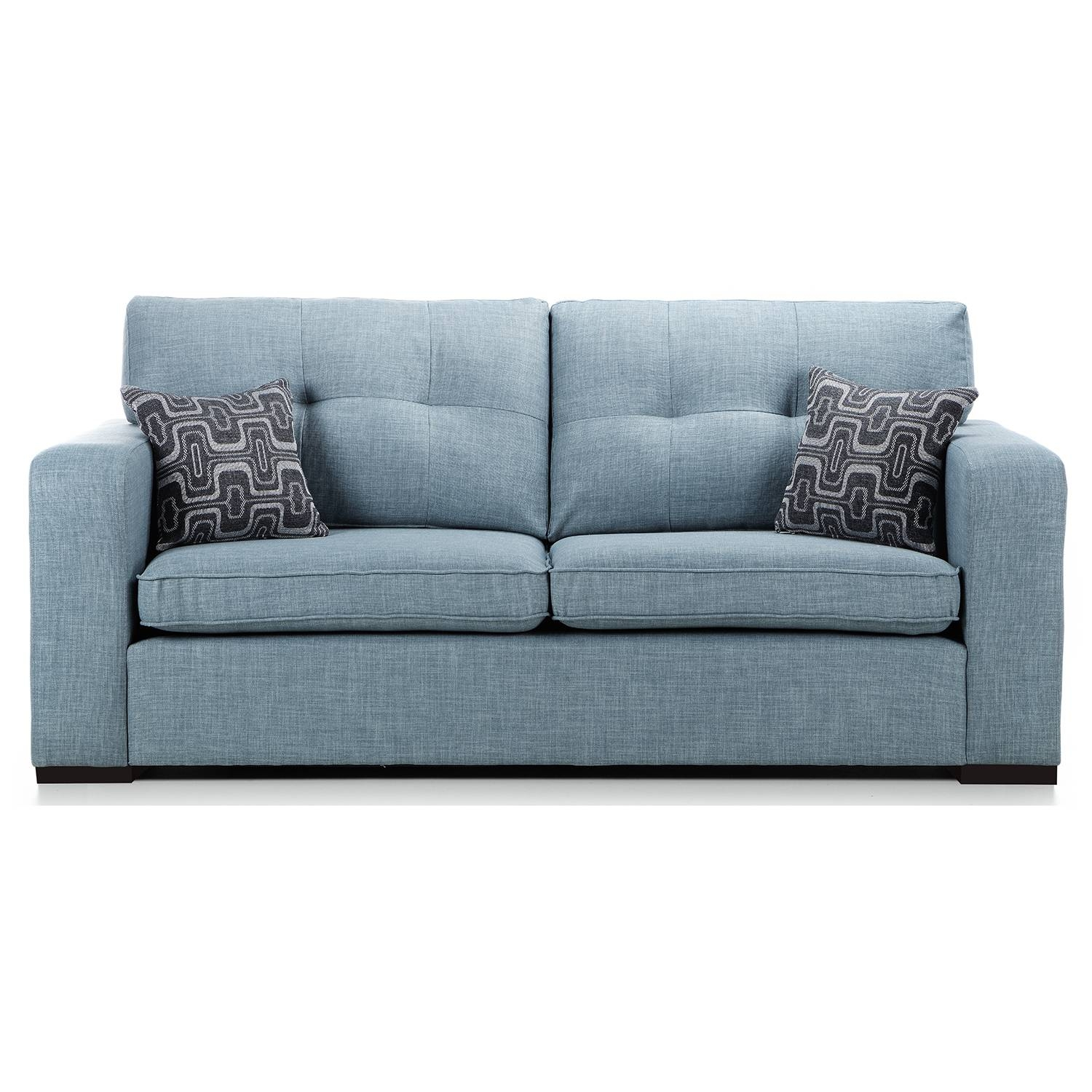 Furniture: Astounding Design Of Sears Sofa Bed For Cozy Home throughout Sears Sofa (Image 1 of 25)