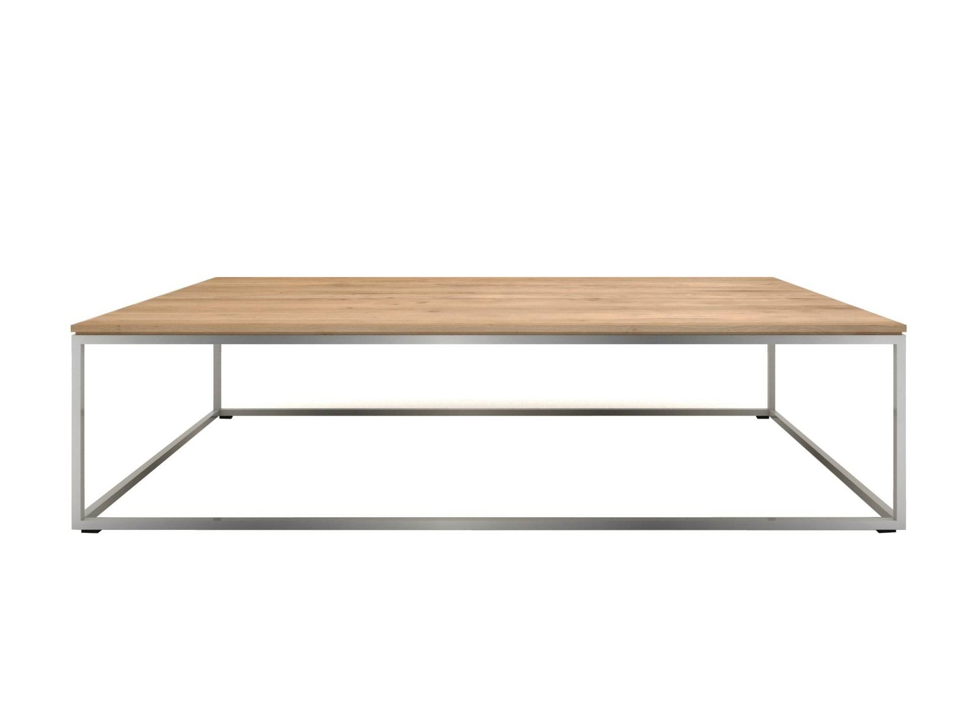 Furniture. Attractive Thin Coffee Table Designs: Light Brown with Narrow Coffee Tables (Image 11 of 30)