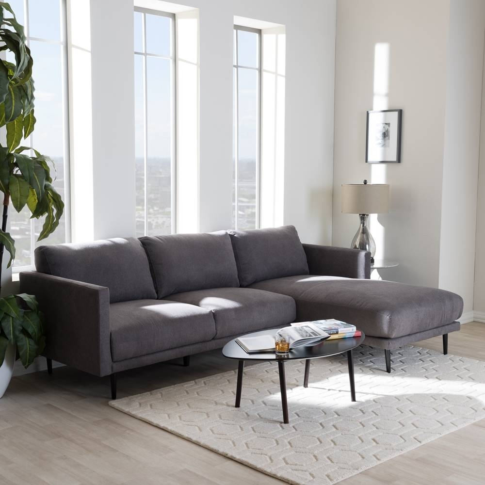 Furniture: Baxton Studio Sectional | Braxton Sectional Sofa with regard to Braxton Sectional Sofa (Image 26 of 30)