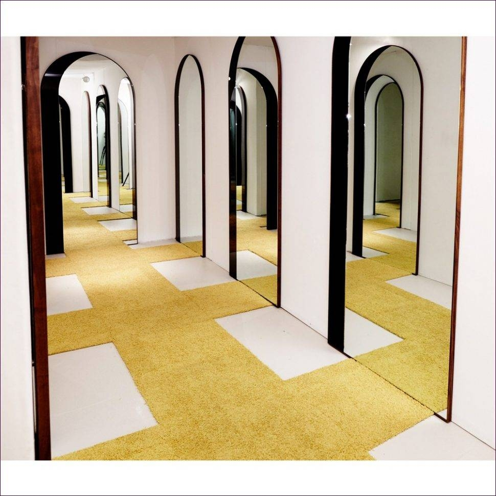 Furniture : Beautiful Floor Mirrors Big Round Wall Mirrors Living inside Frameless Arched Mirrors (Image 6 of 25)