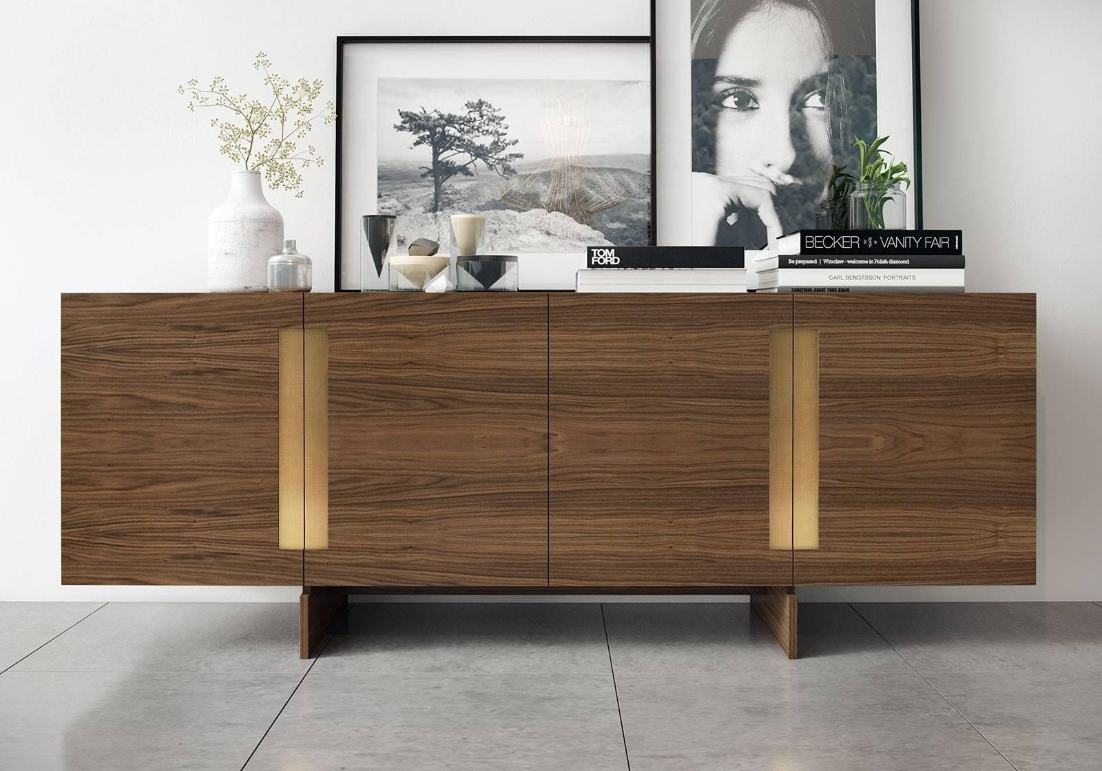 Furniture: Beautiful Profile Modern Sideboard For Living Room inside Sideboards For Living Room (Image 8 of 30)