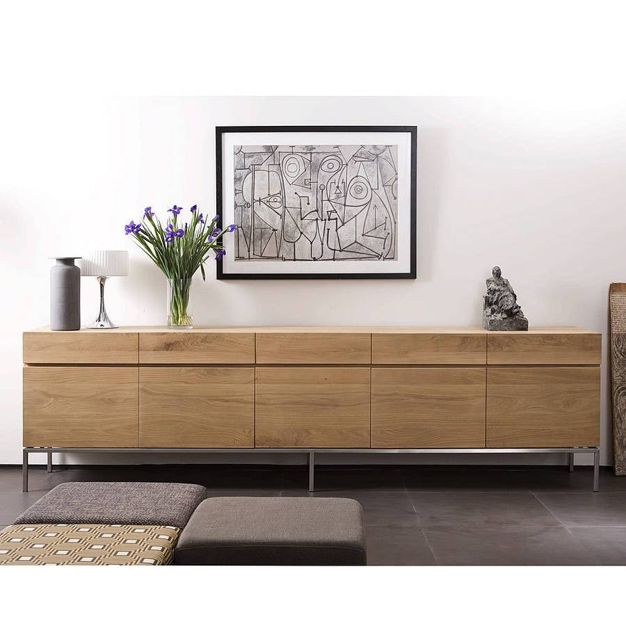 Furniture: Beautiful Profile Modern Sideboard For Living Room regarding Modern Sideboards (Image 6 of 30)