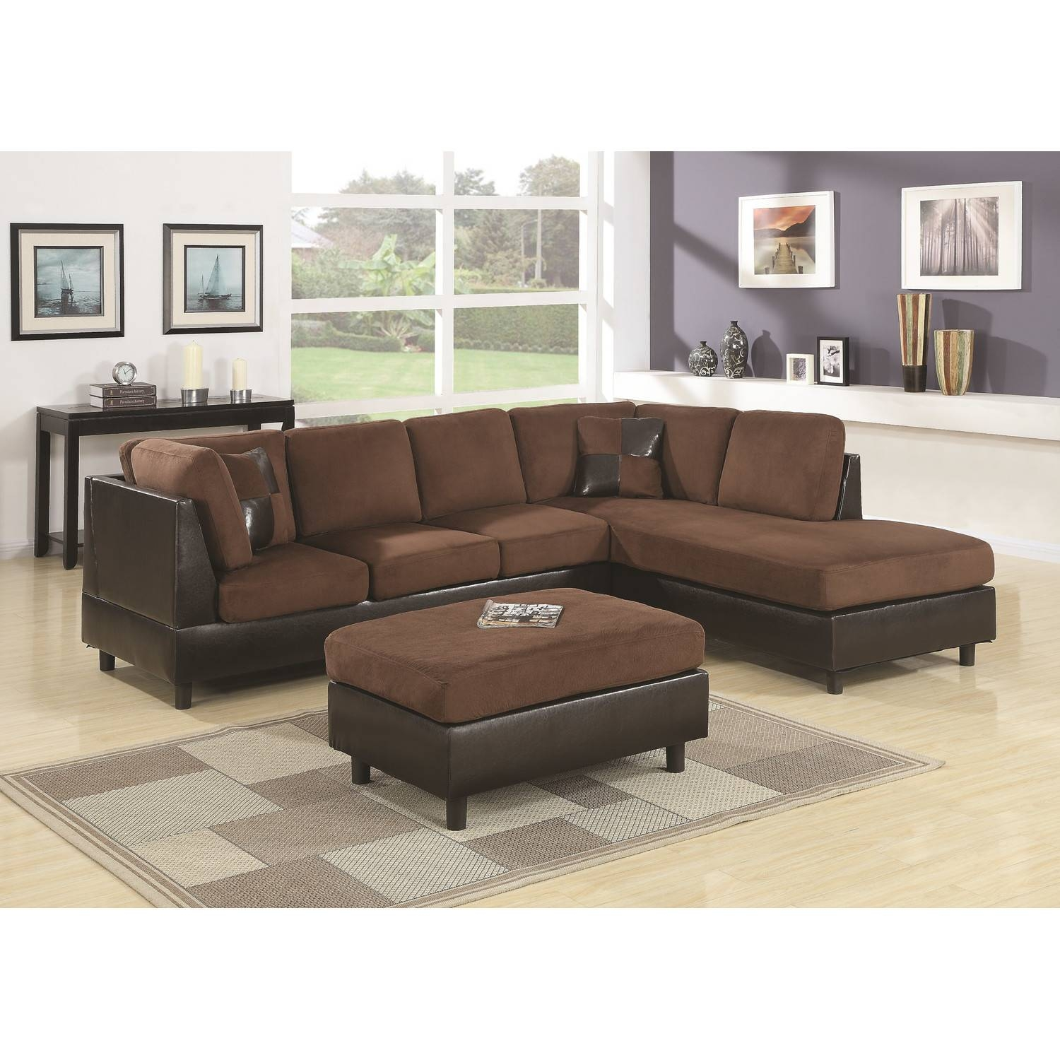 Furniture: Beautiful Sectional Sofas Cheap For Living Room for Black Sectional Sofa for Cheap (Image 5 of 30)