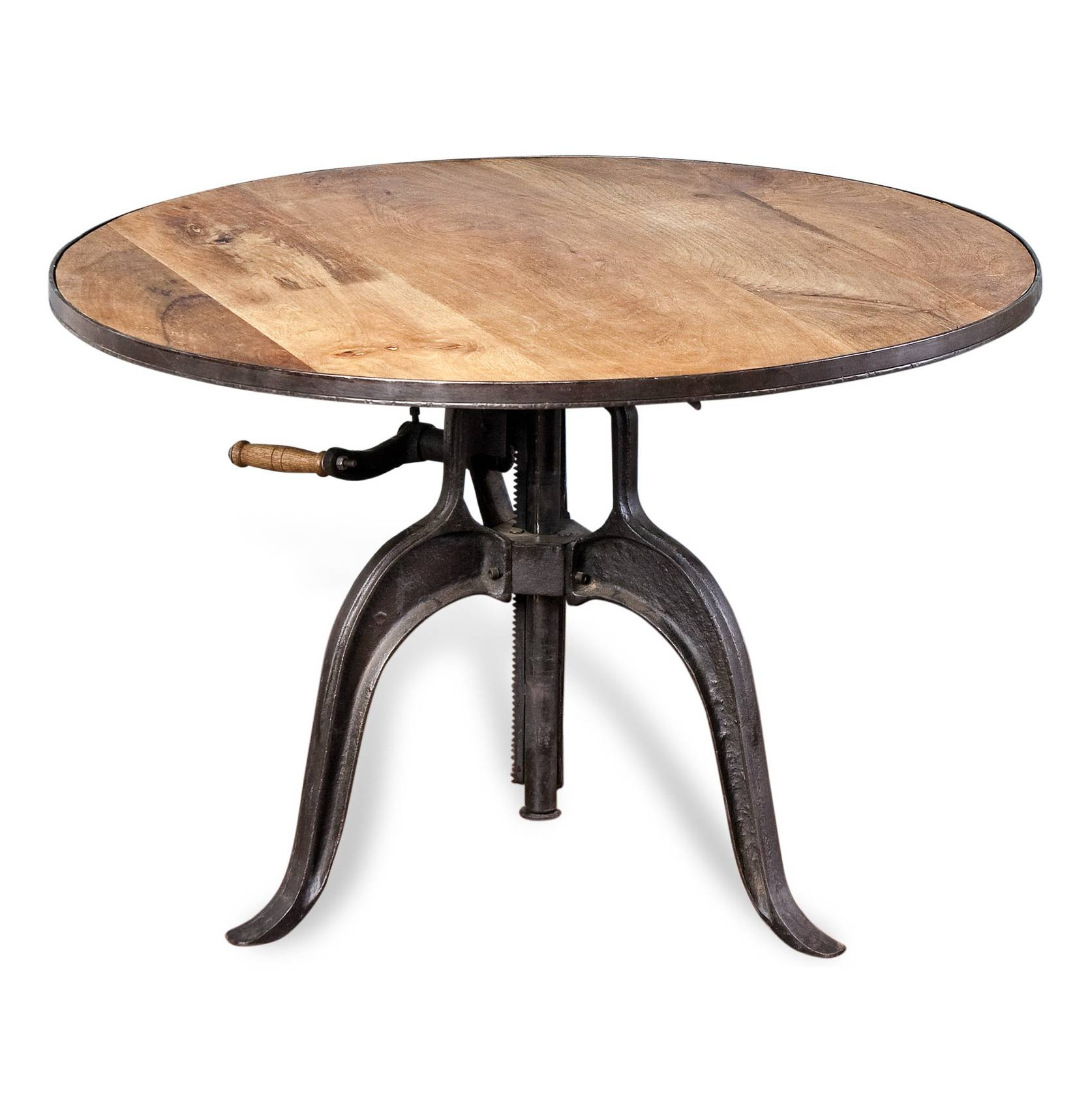 Furniture: Bistro Table Height With Adjustable Coffee Table intended for Coffee Tables With Raisable Top (Image 12 of 30)