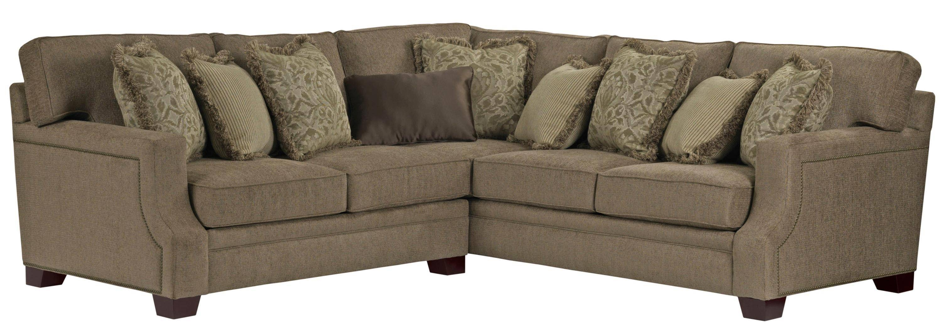 Furniture: Broyhill Furniture | Broyhill Fontana Sofa | Broyhill Sofas for Broyhill Sectional Sofas (Image 21 of 30)