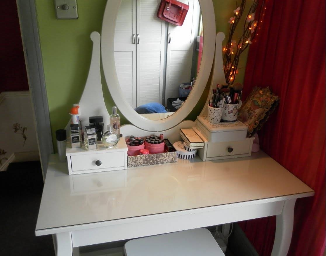 Furniture: Casual Furniture For Girl Bedroom Decoration Using pertaining to Decorative Dressing Table Mirrors (Image 16 of 25)