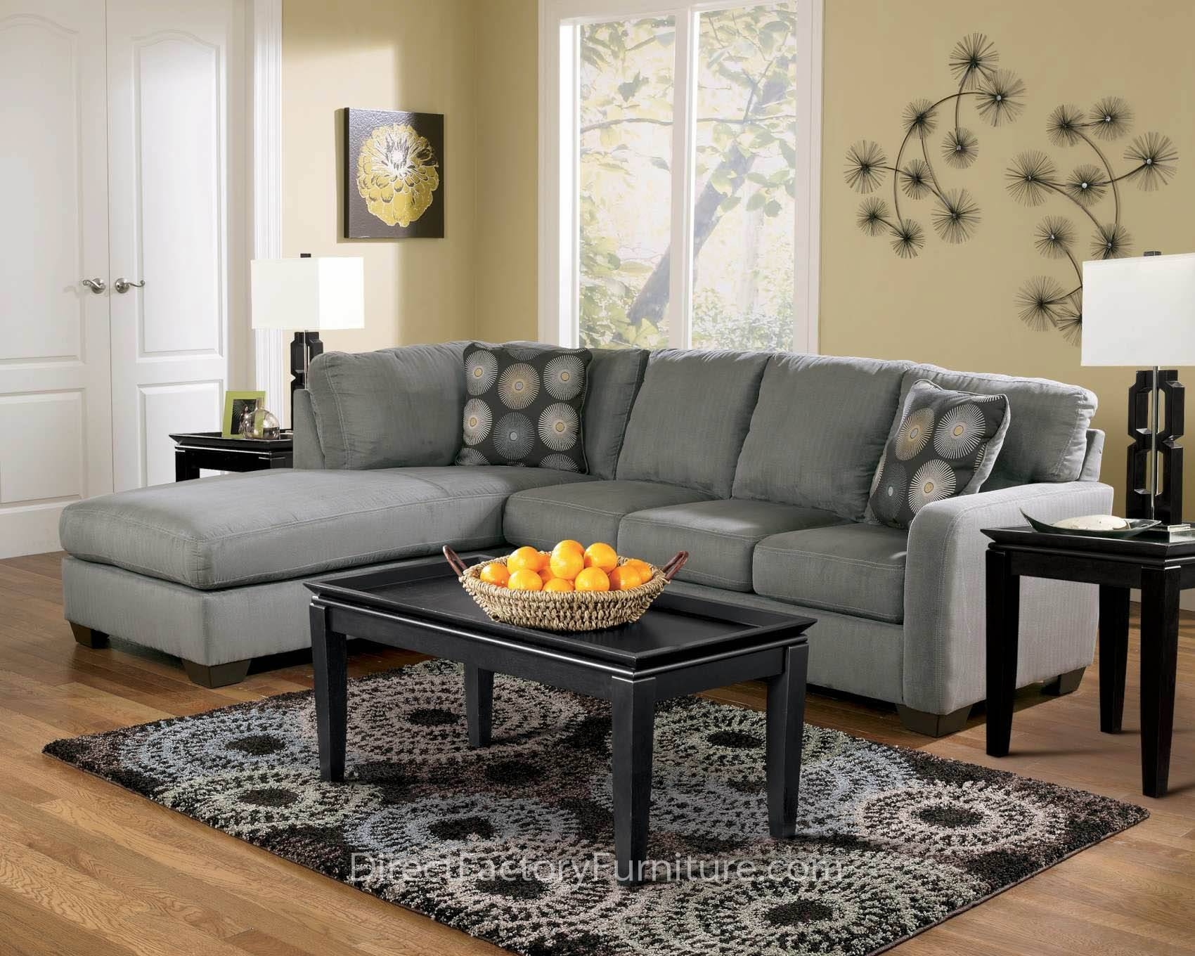 Furniture: Charming L Shaped Cheap Sectional Sofas In Light Slate throughout Sectional Sofa Ideas (Image 12 of 30)
