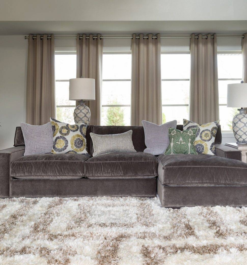 Furniture: Classic And Traditional Style Velvet Sectional Sofa For for Velvet Sofas Sectionals (Image 8 of 25)
