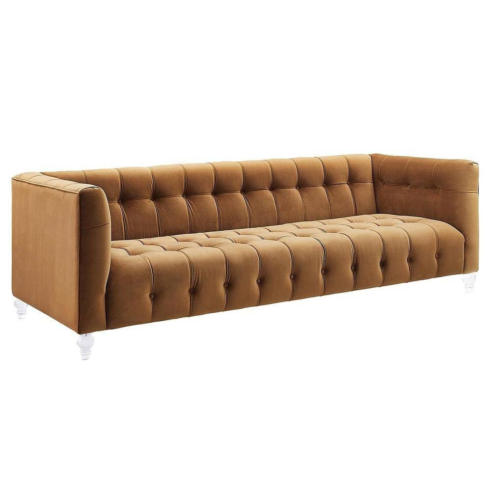 Furniture: Classic And Traditional Style Velvet Sectional Sofa For pertaining to Velvet Sofas Sectionals (Image 10 of 25)